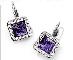 Regina Leverback earrings