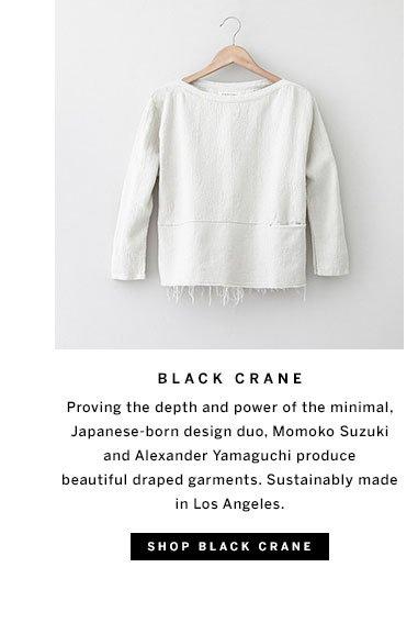 Shop Black Crane