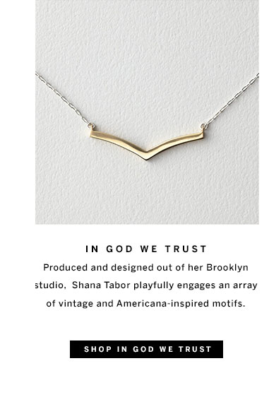 Shop In God we Trust