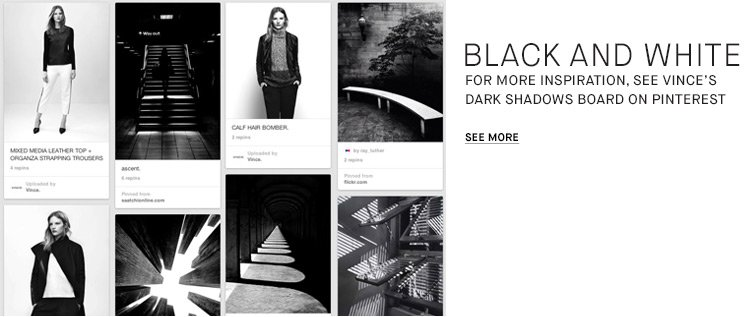 Black and White Inspiration