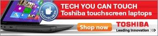 Shop Now Toshiba