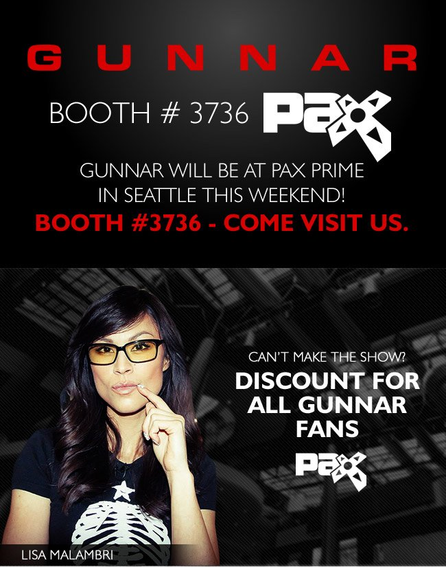 PAX Prime Announcement & Special Offer