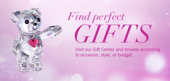 Find perfect gifts