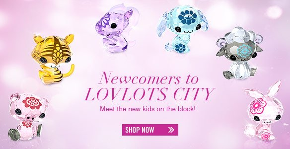 Newcomers to Lovlots City