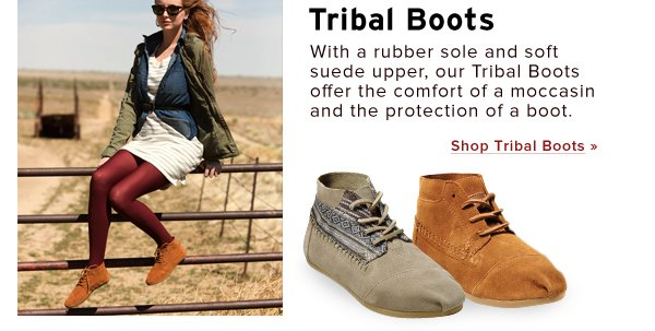 Shop Tribal Boots
