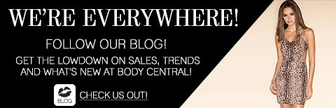 Read the Body Central blog for the latest fashion updates!