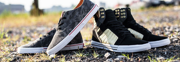 Shop Supra: New Kicks from $30