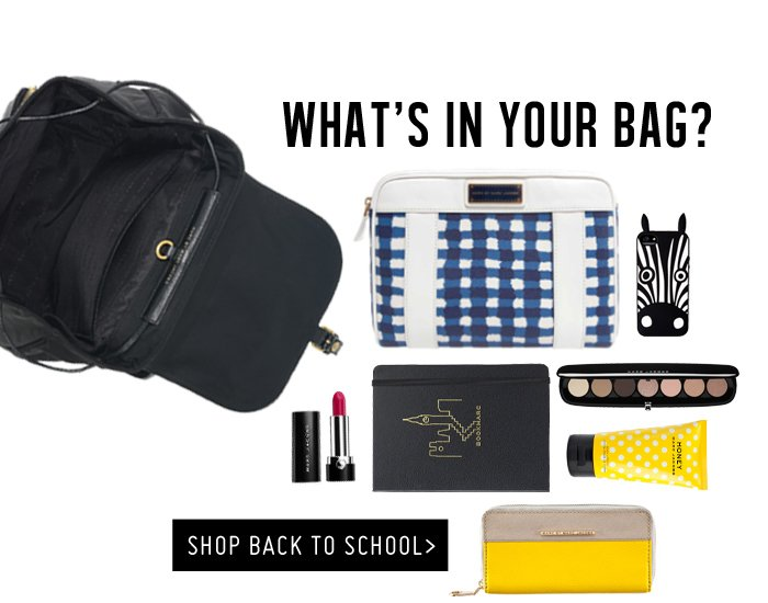 Marc Jacobs | Back to School