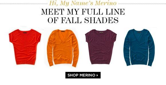 SHOP MERINO