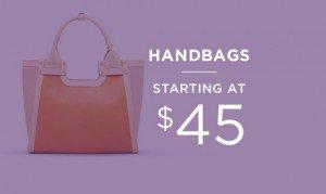 Handbags Starting At $45 | Shop Now