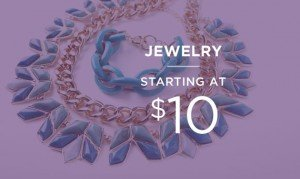 Jewelry Starting At $10  | Shop Now