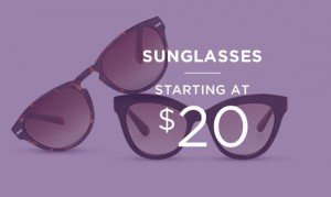 Sunglasses Starting At $20 | Shop Now