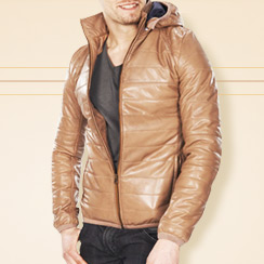 Leather Jackets for Him