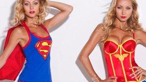 UnderGirl: Your Favorite Super Heros