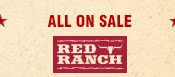 All Red Ranch Boots on Sale