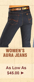 All Womens Aura Jeans on Sale