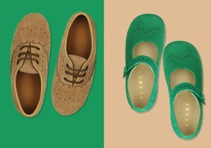 Preppy Style: Kids' Loafers & Mary Janes