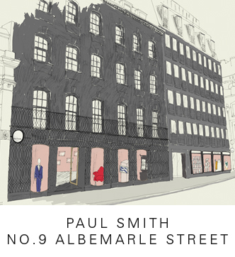 PAUL SMITH NO.9 ALBEMARLE STREET
