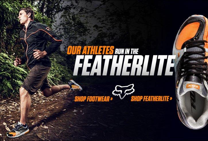 Fox Footwear - The Featherlite