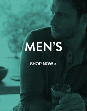 MEN'S - SHOP NOW