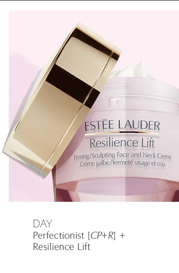 Look more lifted, 24/7 Day Resilience Lift + Perfectionist [CP+R]. Night  Resilience Lift Night + New Advanced Night Repair. Shop Now »