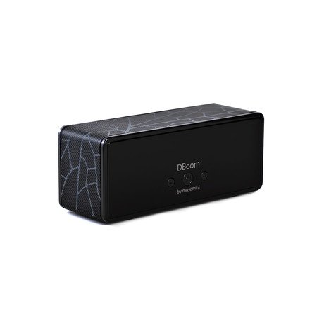 DBoom Bluetooth + NFC Speaker // Black