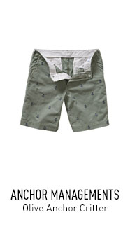 Anchor Shorts