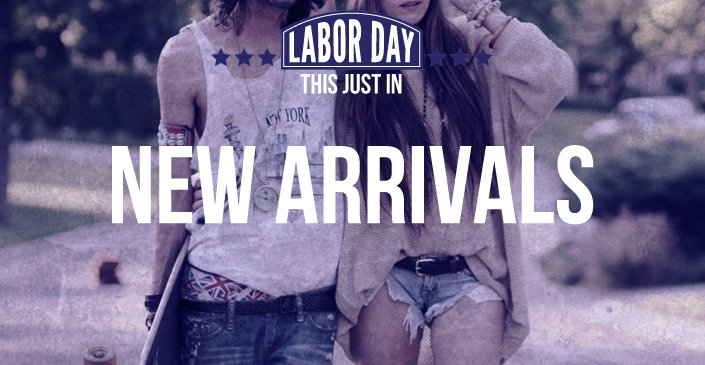 New Arrivals. Click to Buy.