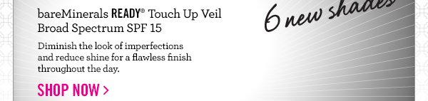 Touch Up Veil Broad Spectrum SPF 15