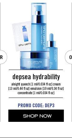 depsea hydrability