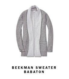 Beekman Sweater Babaton