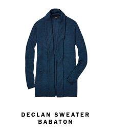 Declan Sweater Babaton