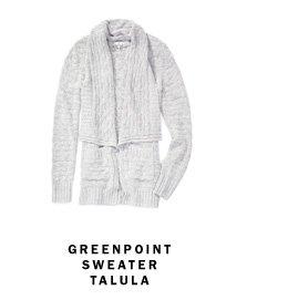 Greenpoint Sweater Talula