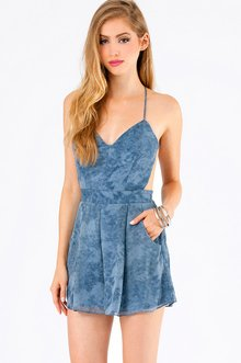 SKY'S THE LIMIT ROMPER 39