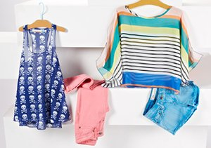 Surfer Girl: Summer Outfits & Swimwear