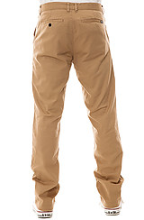 The Fulton Chinos in Khaki
