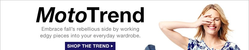 MotoTrend | SHOP THE TREND