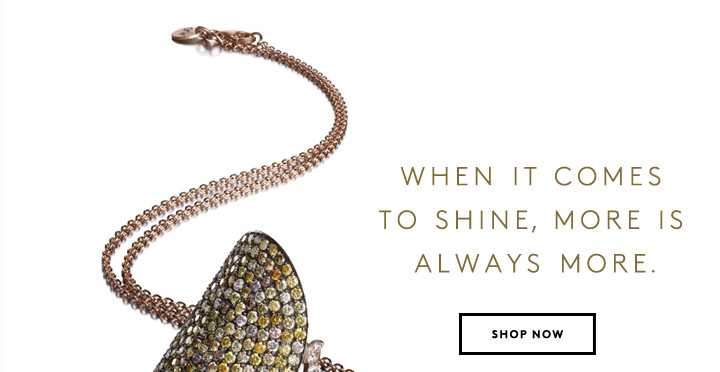Adorn yourself: Shop Sara Weinstock jewelry now.
