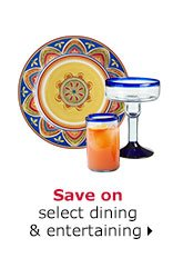 Save on select dining & entertaining