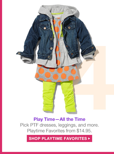 SHOP PLAYTIME FAVORITES