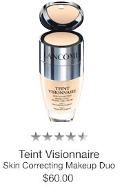 Teint Visionnaire | Skin Correcting Makeup Duo $60.00
