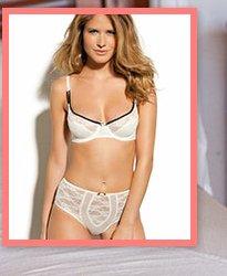 Elinor lingerie set