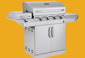 Char-Broil Commercial Series Gas Grills