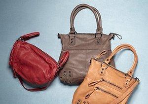 Linea Pelle Handbags & Belts