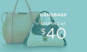 Handbags Starting At $40 | Shop Now