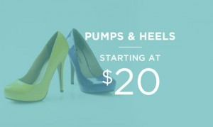 Pumps & Heels Starting At $20 | Shop Now