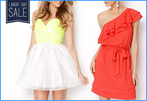 Party & Evening Dresses Blowout