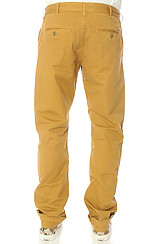 Obey Classique Chino Pants in Inca Gold
