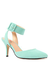 Sole Boutique Law Rence Shoe in Mint