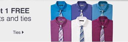 Shop ties.